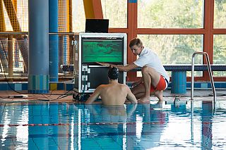 TEMPLO Swimming Performance Analysis Mobile Station