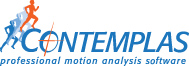 CONTEMPLAS professional motion analysis software