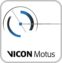 Vicon Motus Button Icon