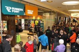 Runners Point Projekt Kunden